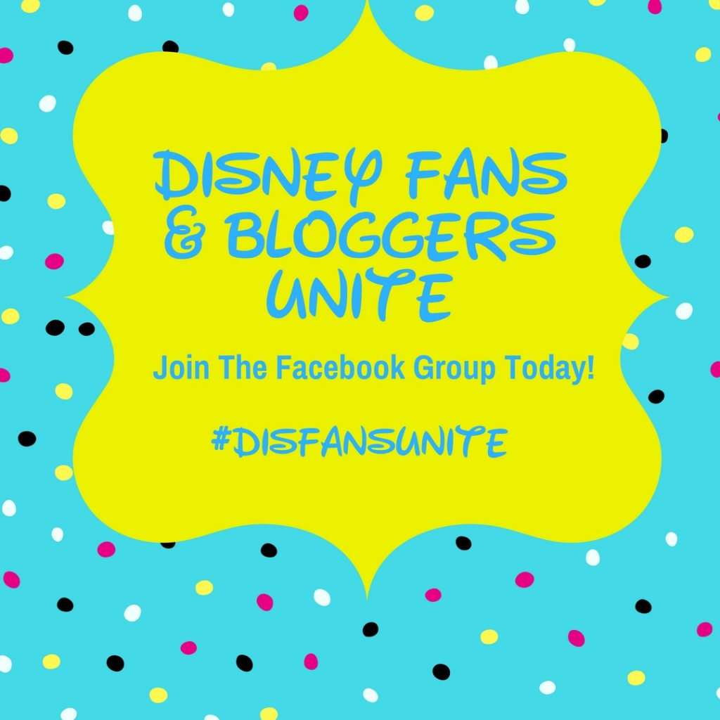 Love Disney? Click here to Join my Facebook group for all things Disney!