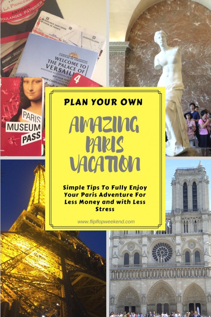 If you are planning a trip to Paris, France, these tips from how to find cheap Paris hotels, to planning your itinerary, will definitely help you make the most of your perfect Paris vacation!