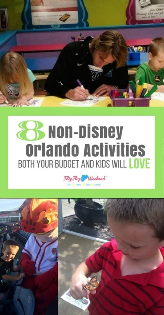 """Check out these 8 affordable, family-friendly activities in Orlando. Some may be obvious, while others are a little unique and """"fly under the radar."""""""