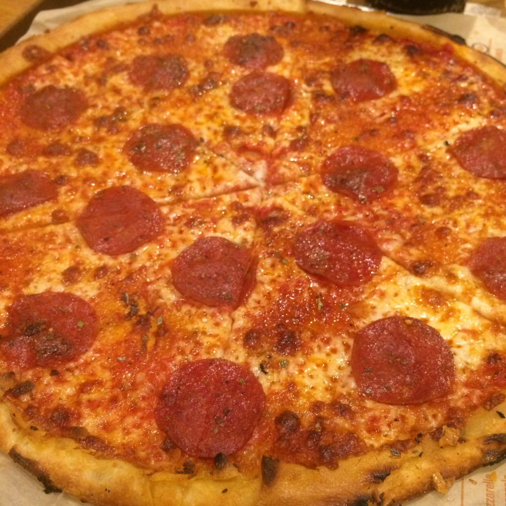 Blaze Pizza has one of the best gluten-free pizzas