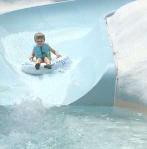Walt Disney World's Blizzard Beach Tikes Peak is a great water park for kids