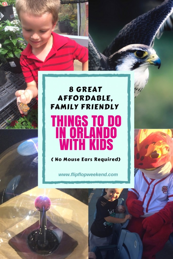 If you are planning a family vacation to Orlando and looking for things to do, these 8 cheap and family-friendly Orlando activities are great non-Disney things to do that are worth looking into!