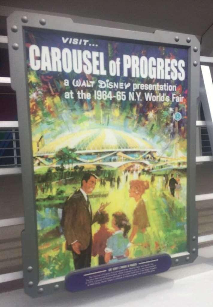 Walt Disney World Carousel of Progress is a great spot to beat the heat