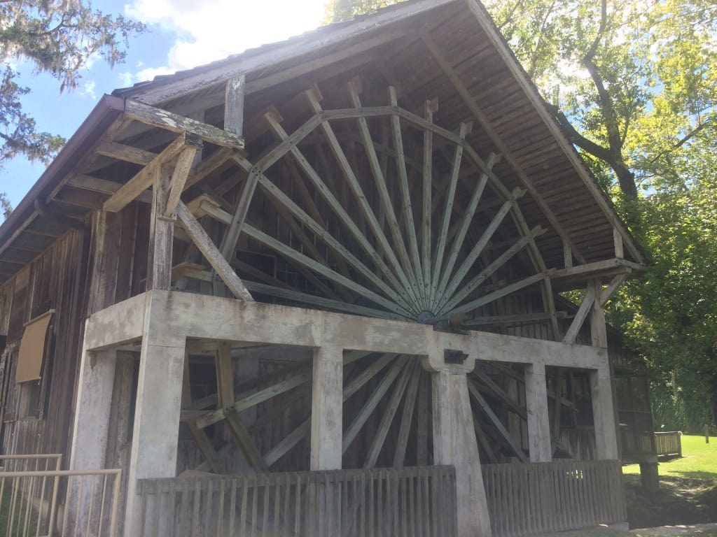 Make your own pancakes at the Old Spanish Sugar Mill and Griddle House in DeLeon Springs, FL. It's truly a hidden gem in Central Florida.