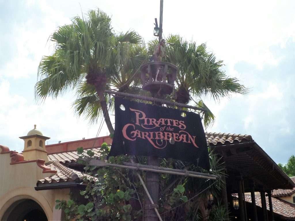 Pirates of the Caribbean at Walt Disney World's Magic Kingdom