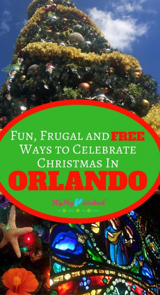 There are plenty of fun, free and frugal holiday activities to during Christmas in Orlando. Definitely some traditions in the making!