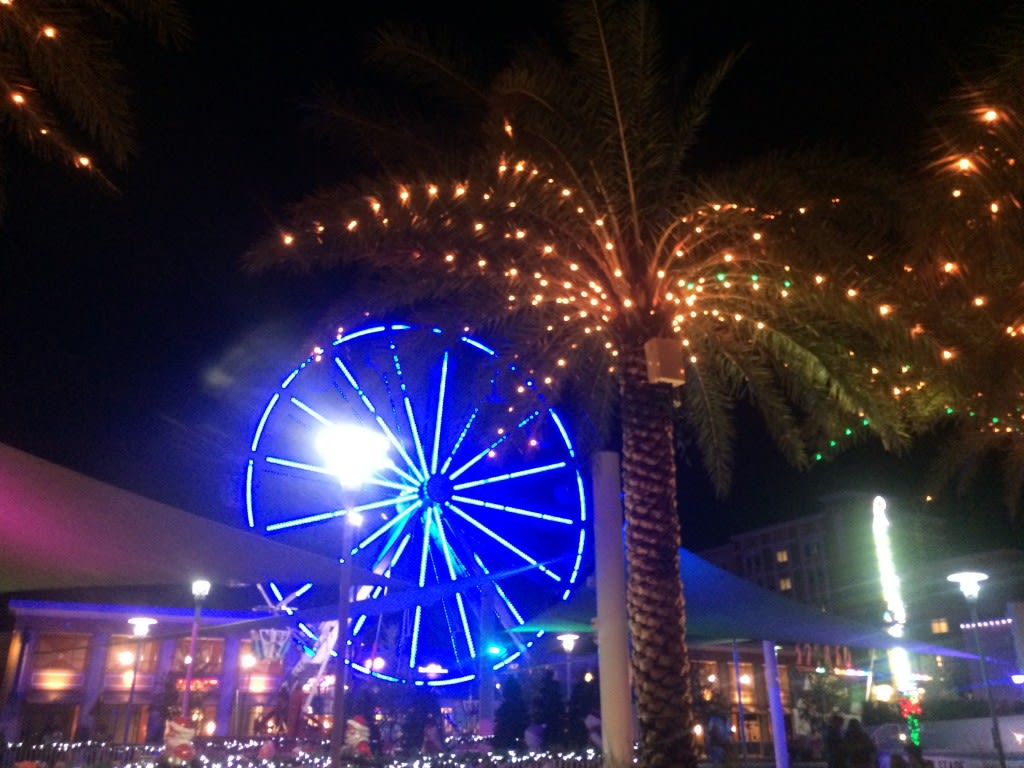 Light Up UCF is a festive holiday spot that will quickly become a Family Tradition