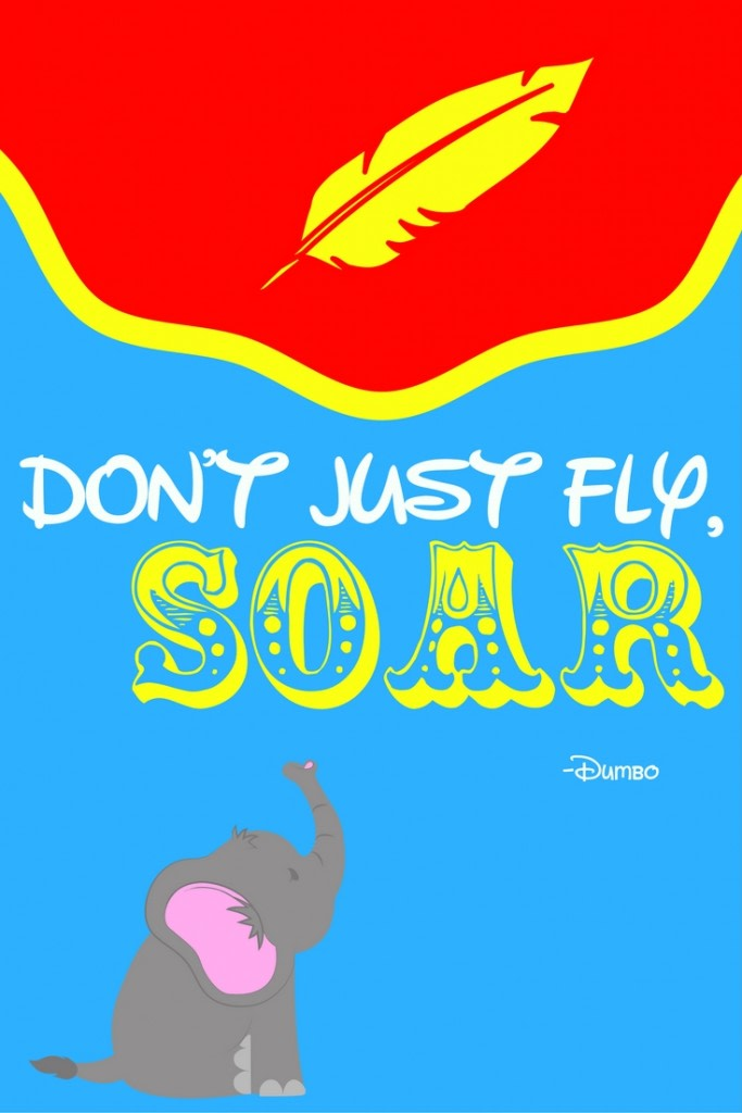 This collection of Disney Inspirational Quotes are sure to add some magic to your day.