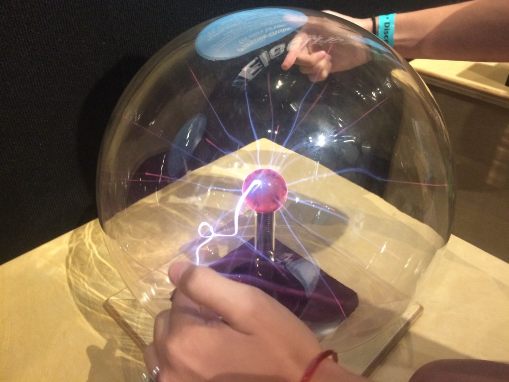 Orlando Science Center is the perfect indoor family-friendly Orlando attraction