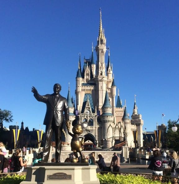 Disney Vacation Planning can be an overwhelming experience. I just want to give you a friendly reminder to enjoy it.