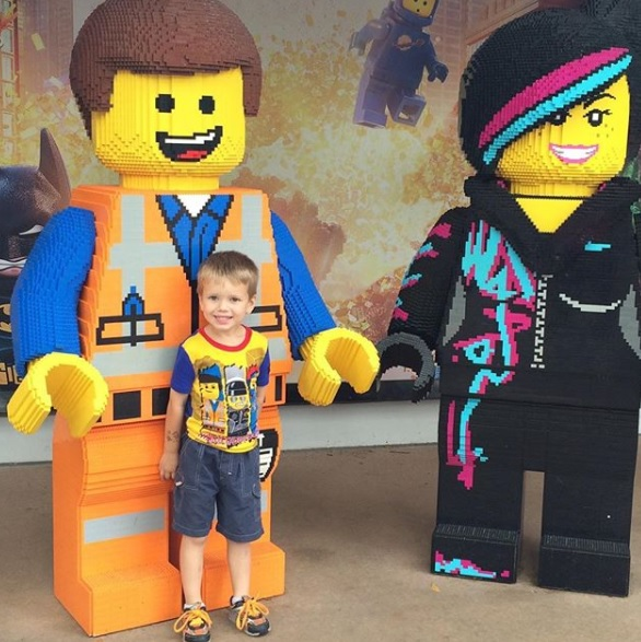 Legoland Florida is one of the many fun things to do in Central Florida
