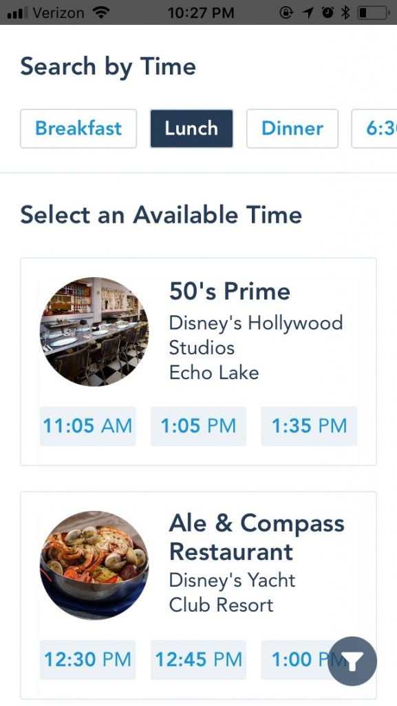 The My Disney Experience app is the hub for all your Disney vacation planning.