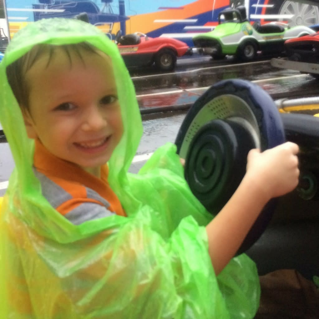 If you are facing less than magical Disney World weather, this post will give you some practical easy tips to still have fun in the parks on those rainy days at WDW.