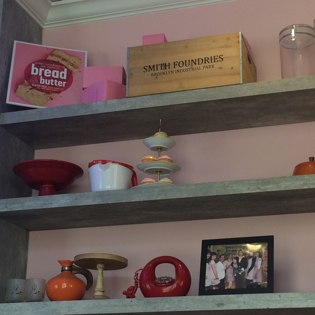 Erin McKenna's Bakery NYC-Disney Springs is a 100% gluten-free bakery, a dream for all of us with a sweet tooth!