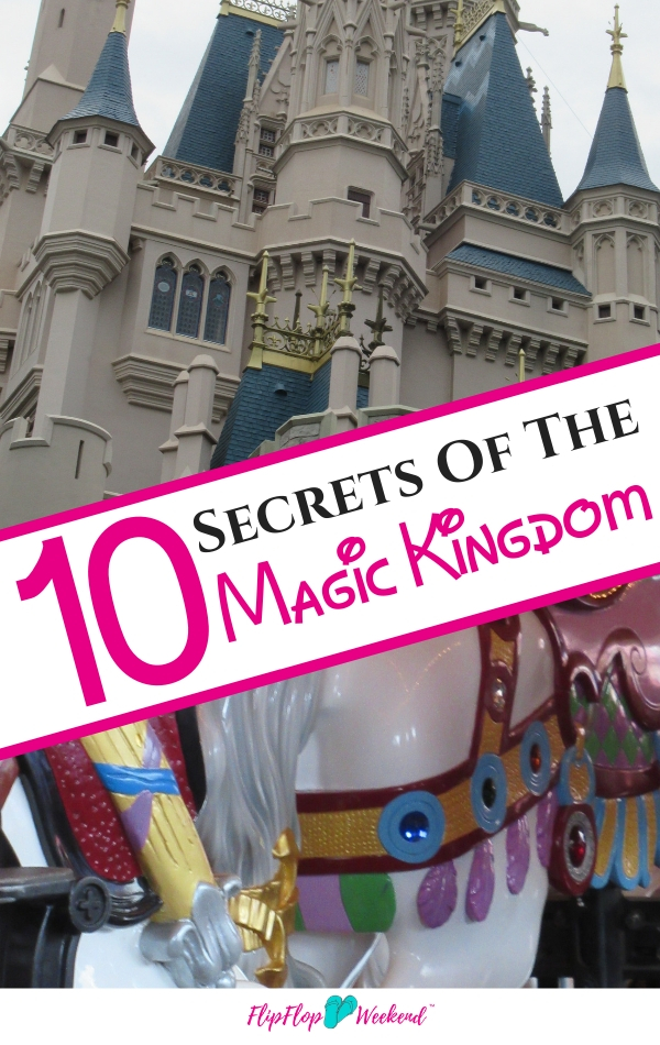 Disney World is extra magical because of all of the hidden magic put into the details! Check out this post for tips on how to to find Magic Kingdom secrets and hidden magic at Walt Disney World. #Disney #DisneyWorld #DisneyTravel #WaltDisneyWorld #MagicKingdom
