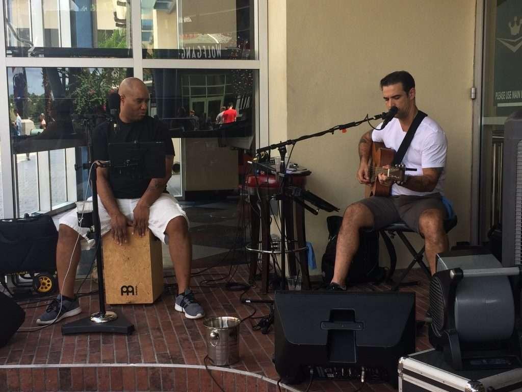 Live Music at Disney Springs