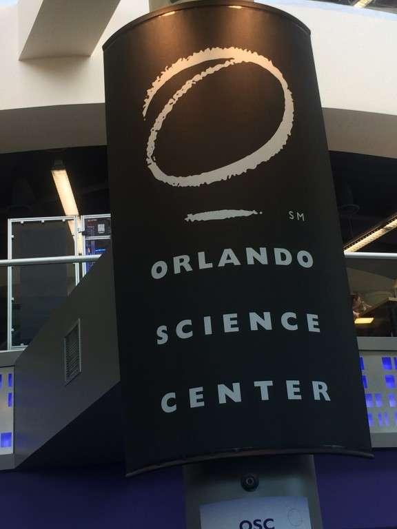 The Orlando Science Center, Orlando, FL
