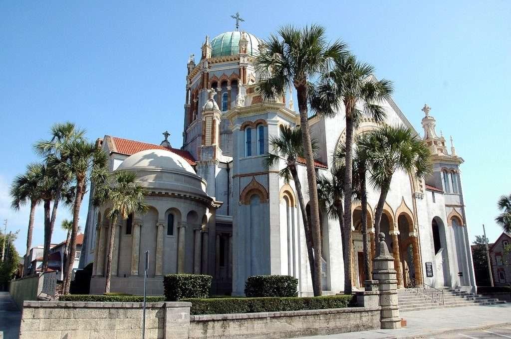 Church Cathedral, St. Augustine, FL