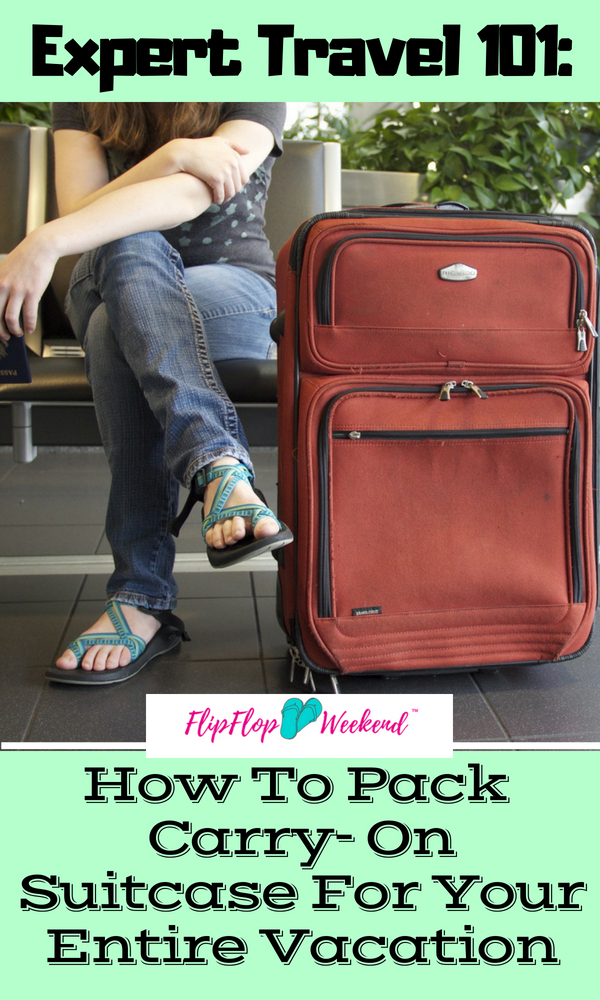 Avoid checked baggage fees and pack your carry-on suitcase like a pro. These carry-on packing tips will help you minimize excess and maximize efficiency on your next vacation