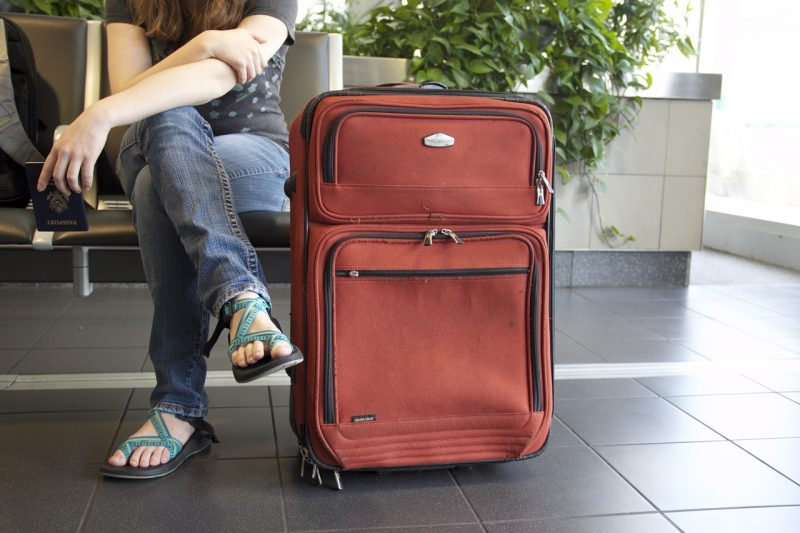 How To Travel Light In One Carry-On Suitcase