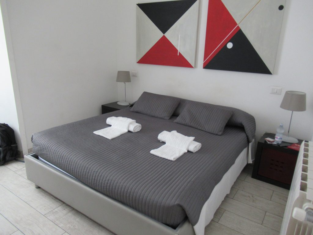 Housepitality Nero is a great, clean B&B near the metro in Rome. When searching for a place to stay overseas, traveler reviews are your best friend.
