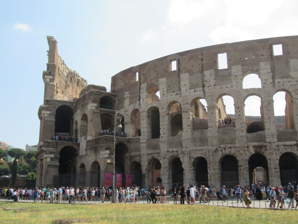 No trip to Italy is complete without a visit to the Colosseum.