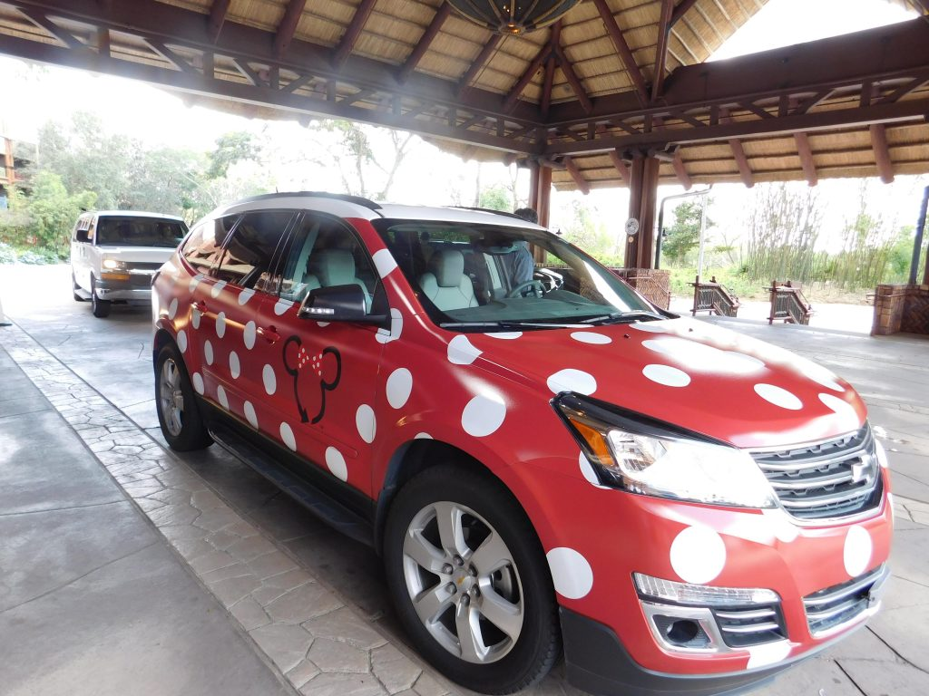 It's important to plan your transportation time into your Walt Disney World plans. The Walt Disney World Minnie Van service is a new convenient option to help you get around Walt Disney World.