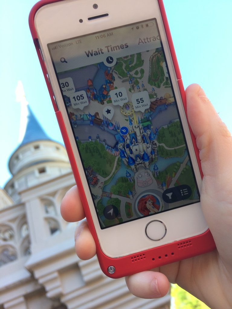 The My Disney Experience App will make planning your Walt Disney World vacation so much easier.
