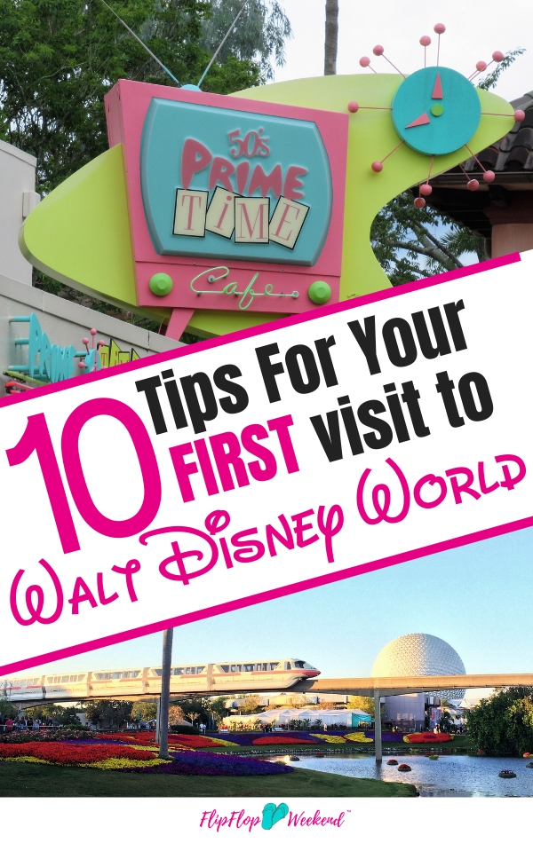 Planning a trip to Disney World can be overwhelming for newbies. Here are some quick tips to make your first time at Disney World truly magical. #disneytips