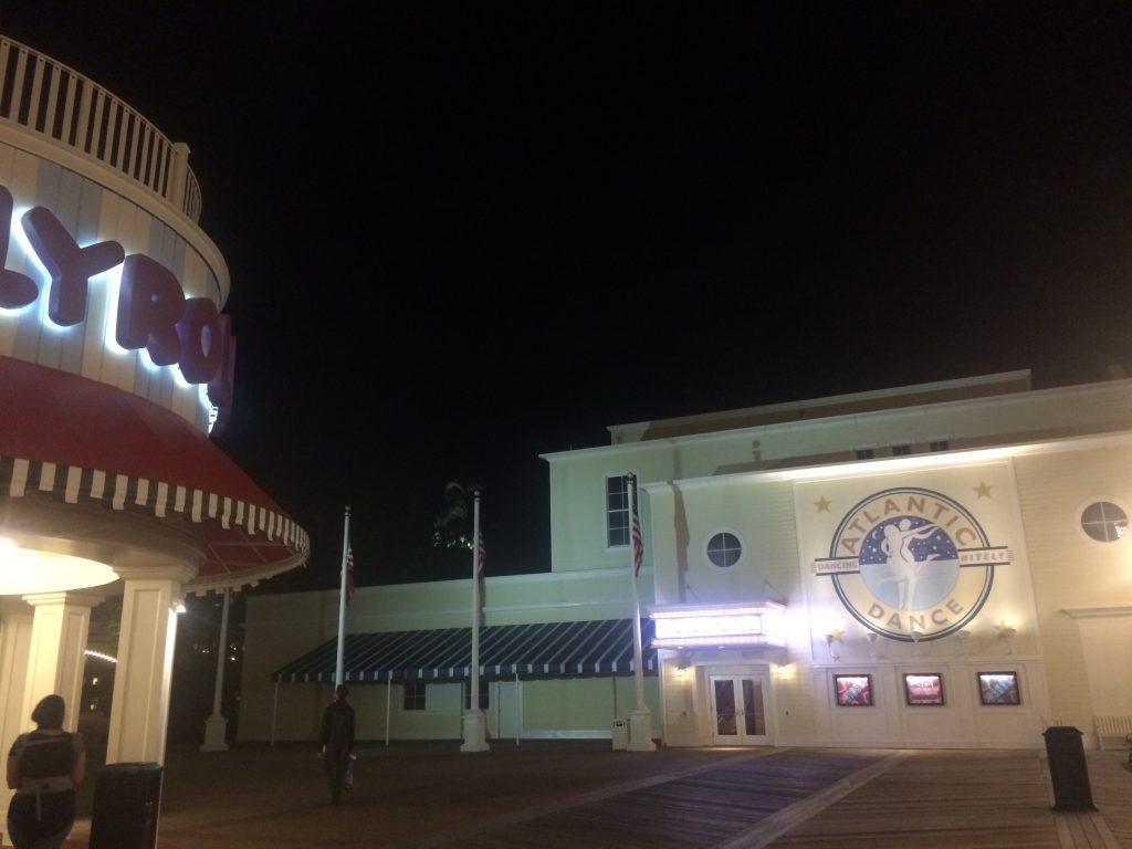 Jellyrolls and the Atlantic City Dance Hall at The Boardwalk Resort, Walt Disney World