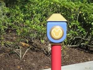 Disney World FastPass Scanner