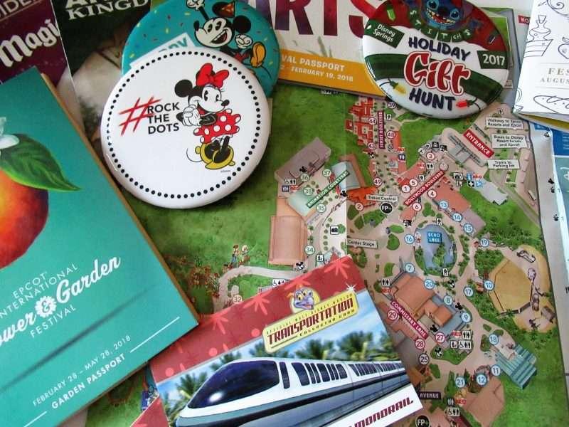 10+ Free Disney World Souvenirs That Take Zero Luggage Space