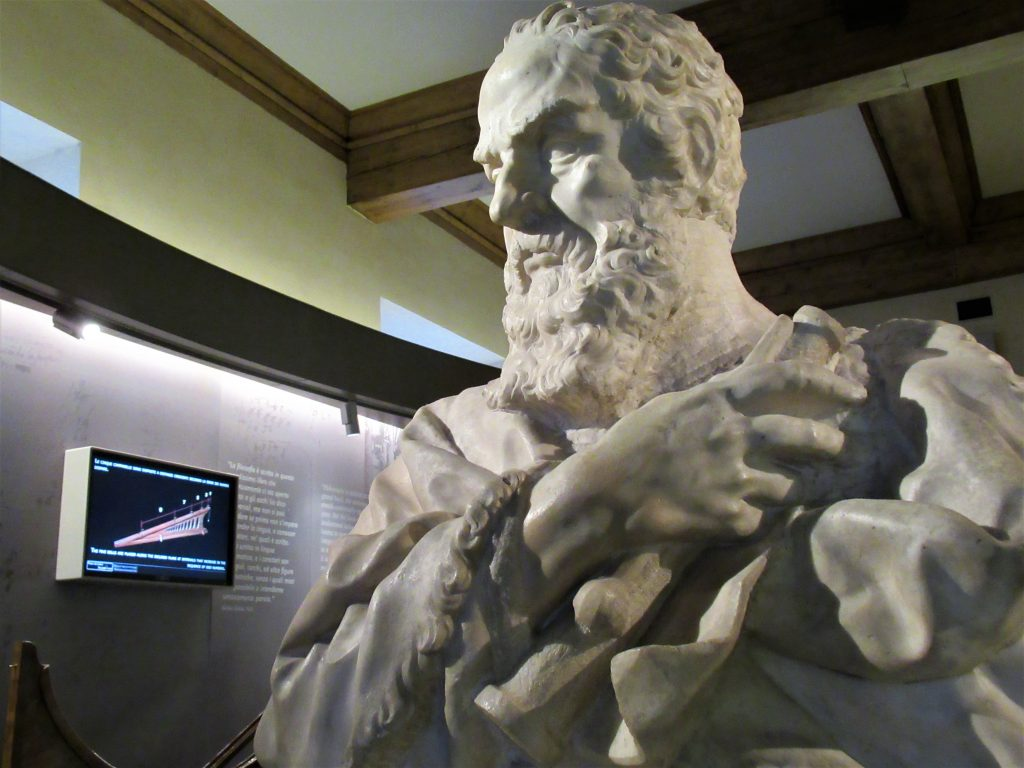 The Galileo Museum in Florence Italy