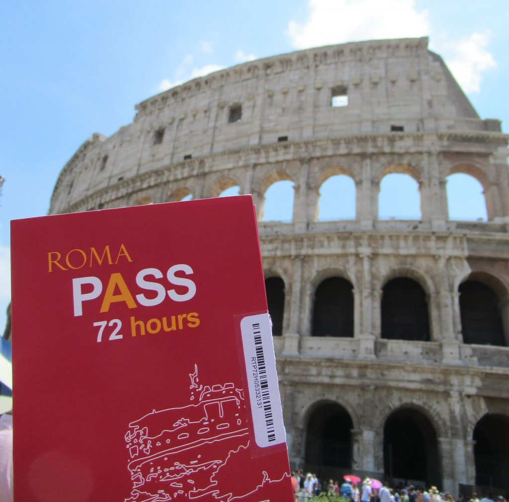 This post reviews where to buy the Roma Pass, how much the Roma Pass costs or whether this Rome city pass is right for your trip to Italy.