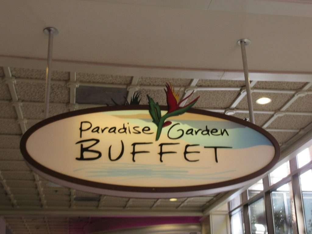 The Paradise Garden Buffet at The Flamingo