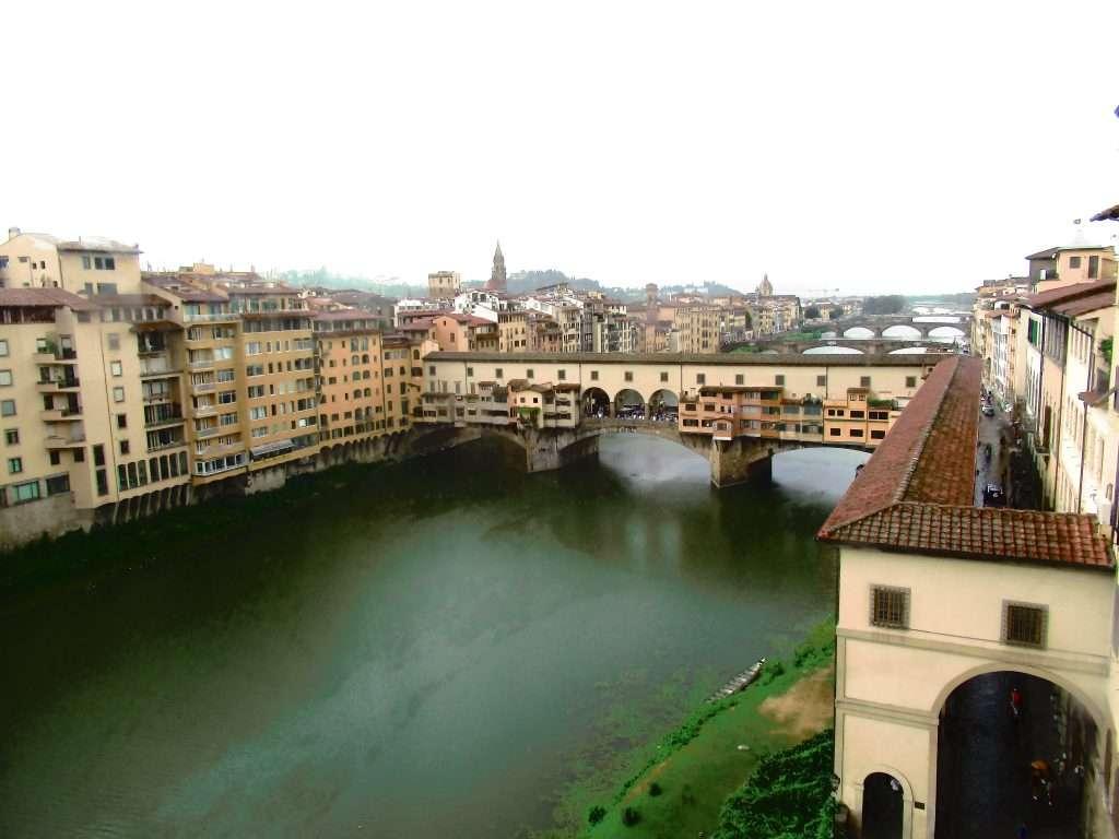 Ponte Vecchio Bridge, Florence, Italy