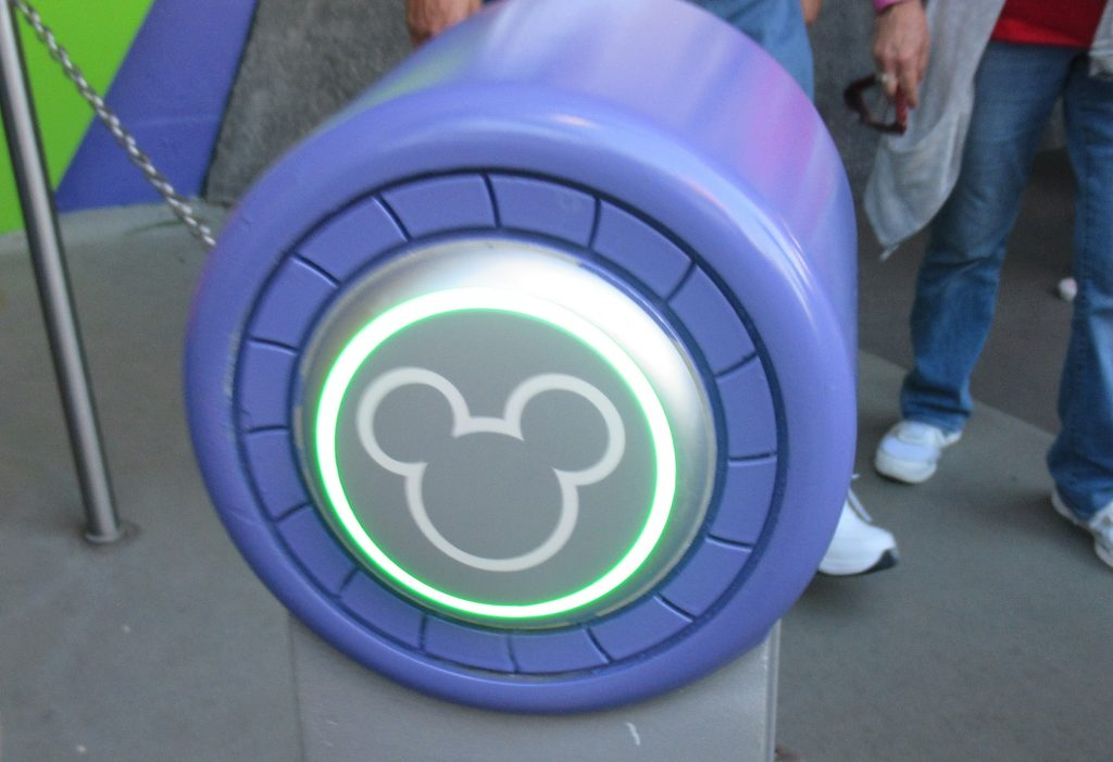 Walt Disney World FastPass Entrance