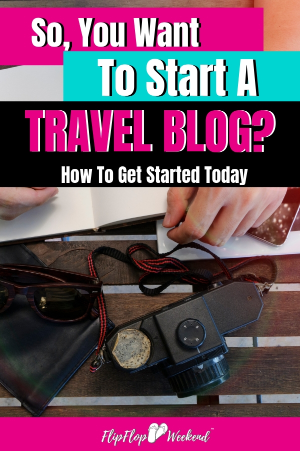 If you are interested in sharing your passion for traveling the world...here is some of my best advice on how to start a travel blog.