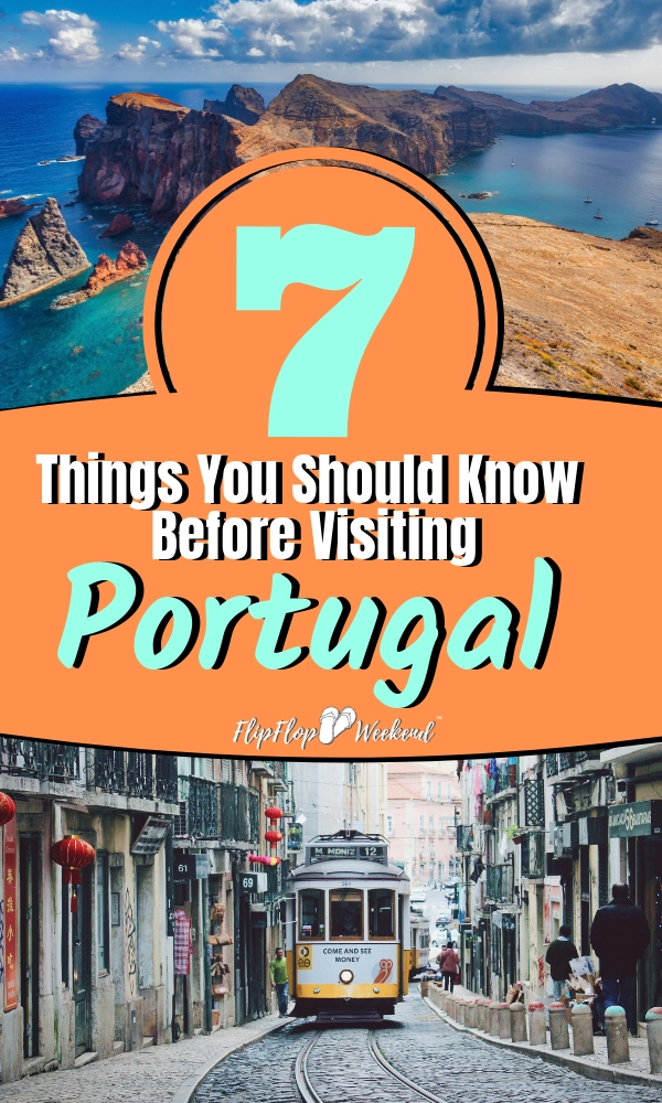 Before visiting Portugal, there are a few things which you should know. Many of these things might be common knowledge, but many tourists ignore or forget them before planning a trip to #Portugal.