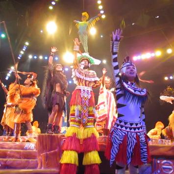 The Festival Of The Lion King- Full Show