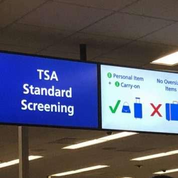 Basic TSA Rules You Need To Know