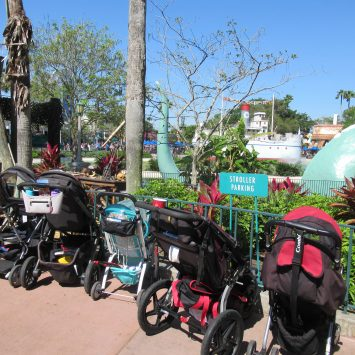 11 Tips To Know Before Bringing Your Stroller to Disney