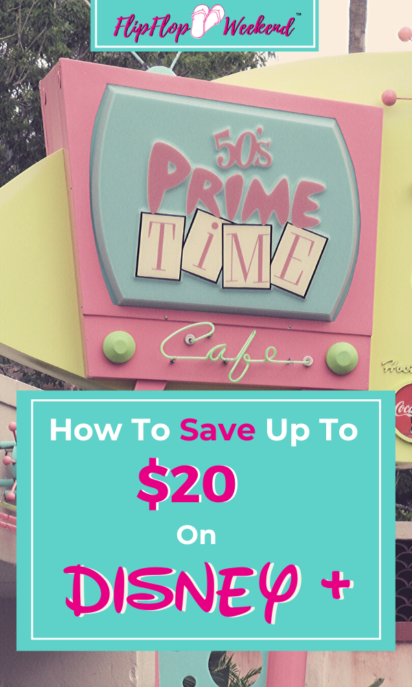 Money saving alert! if you haven't yet signed up for Disney+, I discovered a way for you to potentially get up to $20 cash back for signing up! That's essentially over 2 months FREE. Click the link to my brief post explaining how!
