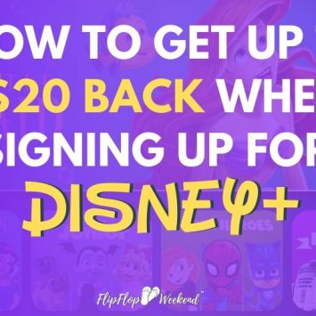 How To Save Up To $20 On Disney+