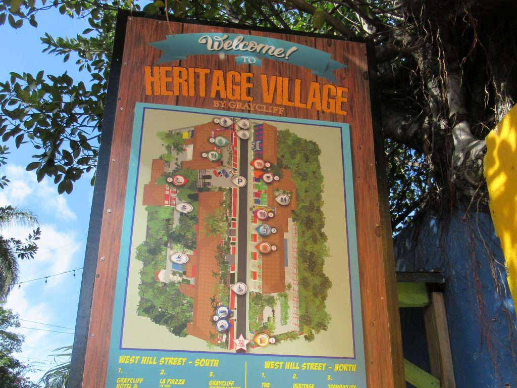 Heritage Village, Nassau Bahamas
