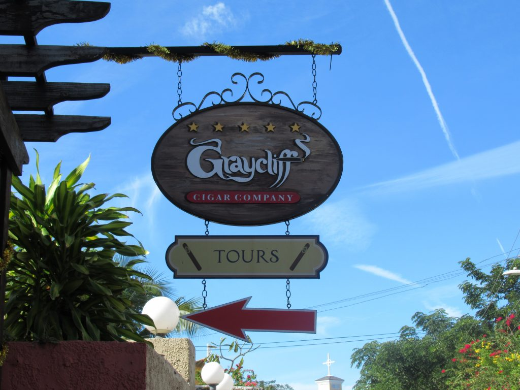 The Graycliff Cigar Factory was founded in 1997 and offers daily tours and rolling lessons.