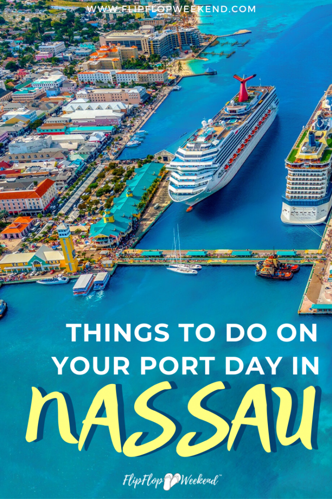 If you find yourself with just a short visit during your cruise, here are some of the best things to do in Nassau without a costly excursion.#Nassau #Bahamas #BahamasCruise #BahamasVacation